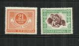 ROMANIA 1956    LP. 403, Nestampilat