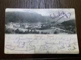 BRASOV  KRONSTADT 1902, Circulata, Printata