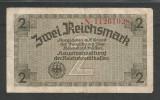 GERMANIA NAZISTA  2  MARCI MARK  1939 1940 1945  [17] Cu zvastica , P-R137b