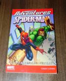 Spider-man nr 2 Lupta pentru putere benzi desenate romana marvel adventure