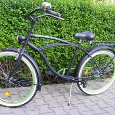 Bicicleta de oras accesibila, 24 inch, 28 inch, Numar viteze: 1