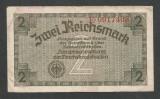 GERMANIA NAZISTA  2  MARCI MARK  1939 1940 1945  [20]  Cu zvastica  ,  P-R137a