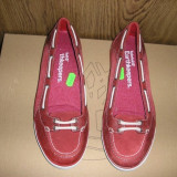 Pantofi/balerini dama TIMBERLAND Earth Keepers originali noi piele rosu 37