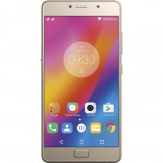 Smartphone Lenovo Vibe P2, Dual Sim, 5.5 Inch Super AMOLED, Octa Core, 4 GB RAM, 32 GB, Retea 4G, Android Marshmallow, Gold - Telefon mobil Lenovo