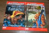 Cei patru fantastici - benzi desenate romana vol 1-2 Familia de eroi  marvel