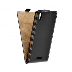 Husa Sony Xperia T3 Flip Slim Flexi Fresh