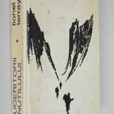 Cuceritorii inutilului - Lionel Terray - Carte de calatorie