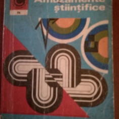 Amuzamente stiintifice nr. 78