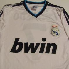 Tricou fotbal - REAL MADRID nr.7 Ronaldo - Tricou echipa fotbal, Marime: XS, Culoare: Alb, De club, Maneca scurta