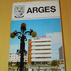 Colectia Judetele patriei Judetul Arges Monografie - Carte Geografie
