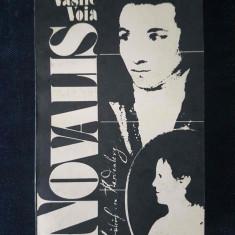 Novalis - Vasile Voia - Roman