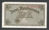 GERMANIA NAZISTA  2  MARCI MARK  1939 1940 1945  [24] Cu zvastica , P-R137a