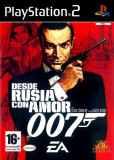 From Russia with love 007  - PS2 [Second hand], Actiune, 12+, Multiplayer