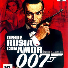 From Russia with love 007 - PS2 [Second hand] - Jocuri PS2, Actiune, 12+, Multiplayer