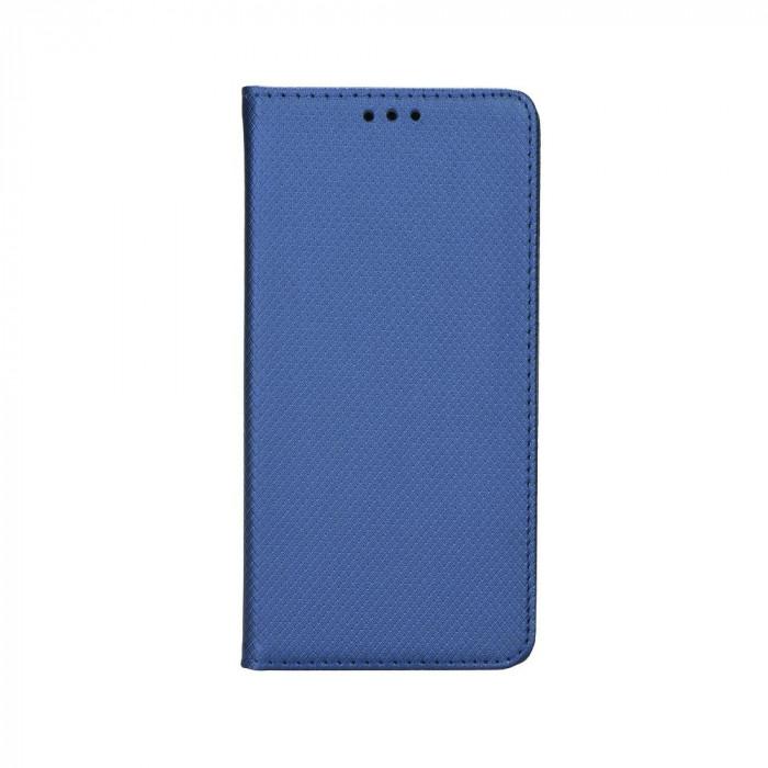 Husa Samsung Galaxy A5 2016 Smart Book Bleumarina foto mare
