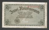 GERMANIA NAZISTA  2  MARCI MARK  1939 1940 1945  [23] Cu zvastica , P-R137a
