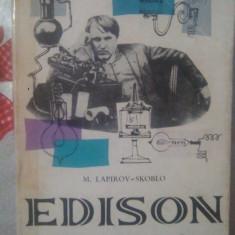 Edison-M.Lapirov Skoblo