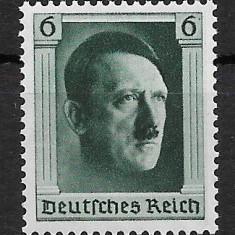 Imperiul German 1937, Nestampilat