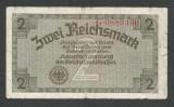 GERMANIA NAZISTA  2  MARCI MARK  1939 1940 1945  [19] Cu zvastica , P-R137a