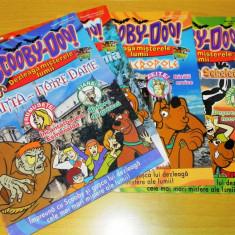Scooby -Doo dezleaga misterel lumii nr 8, 9, 10, 14, 16, 20, 21, 26, 45, 50, 53 - Reviste benzi desenate
