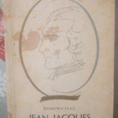 Jean Jacques Rousseau-Dumitru Isac
