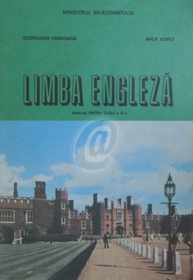 Limba engleza. Manual pentru clasa a VI-a (anul 2 de studiu) foto mare