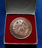 Medalie Pompieri - 1985 - aniversara