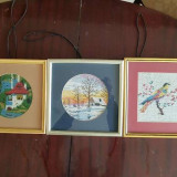 Goblen lucrat manual Vintage