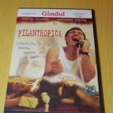DVD film comedie Filantropica regia Nae Caranfil