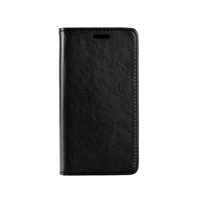 Husa Samsung Galaxy A3 2016 Magnet Book Neagra foto mare