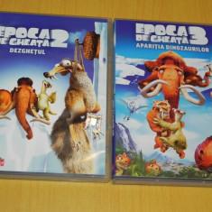 DVD filme Ice age 3 Aparitia dinozaurilor - Film animatie, Romana