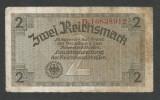 GERMANIA NAZISTA  2  MARCI MARK  1939 1940 1945  [22] Cu zvastica , P-R137b
