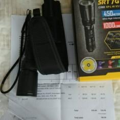 Lanterna led Nitecore SRT7GT factura garantie