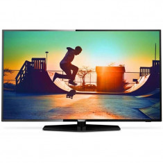 Televizor Philips 55PUT6162/12 LED 139cm 4K Black - Televizor LED Philips, Ultra HD, Smart TV