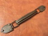 Vechi maner metalic pentru cutie / cufar / geamantan model deosebit  !!!