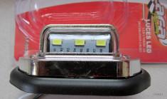Lampa numar led foto