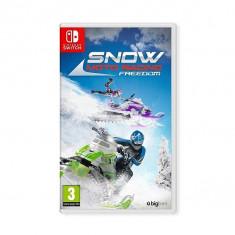 Snow Moto Racing Freedom - Nintendo Switch - Ulei motor Moto