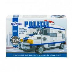 Lego de constructie Momki, Centru de comanda politie - LEGO Technic