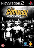 The Getaway Black monday -  PS2 [Second hand], Actiune, 18+, Single player