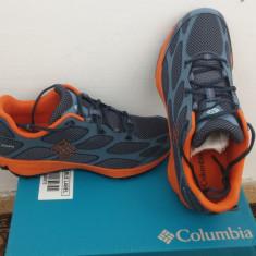 Adidasi barbati Columbia 42, 5, Culoare: Bleu