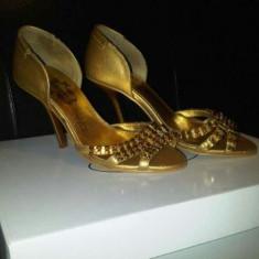 Sandale dama, Culoare: Negru, Marime: 37