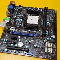 113S.Placa De Baza MSI FM2-A75MA-E35, 2xDDR3, Socket FM2, Pentru AMD, MicroATX