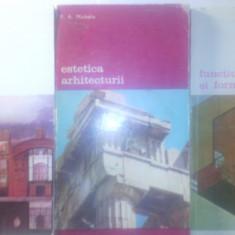 ARHITECTURA CA ARTA + ESTETICA ARHITECTURII + FUNCTIUNE ȘI FORMA
