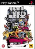 Grand Theft Auto – GTA III -  PS2 [Second hand], Actiune, 18+, Multiplayer