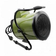 AEROTERMA ELECTRICA portabila 3000W, 3 trepte incalzire, verde, Heinner, Numar trepte caldura: 3
