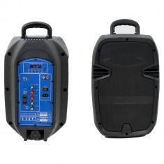 Resigilat : Boxa portabila PNI FunBox BT280 30W cu Bluetooth MP3 player FM karaoke