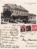 Movila (Dobrogea, Constanta) - Vila Nanci, restaurant , masina epoca