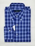 Camasa  Ralph Lauren colectia noua S, Maneca lunga, Albastru, Ralph Lauren