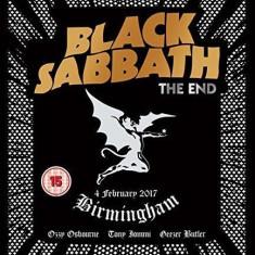 Black Sabbath The End (bluray) - Muzica Rock