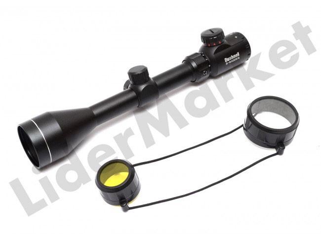 Luneta Bushnell pentru arma pusca 3-9x40EG